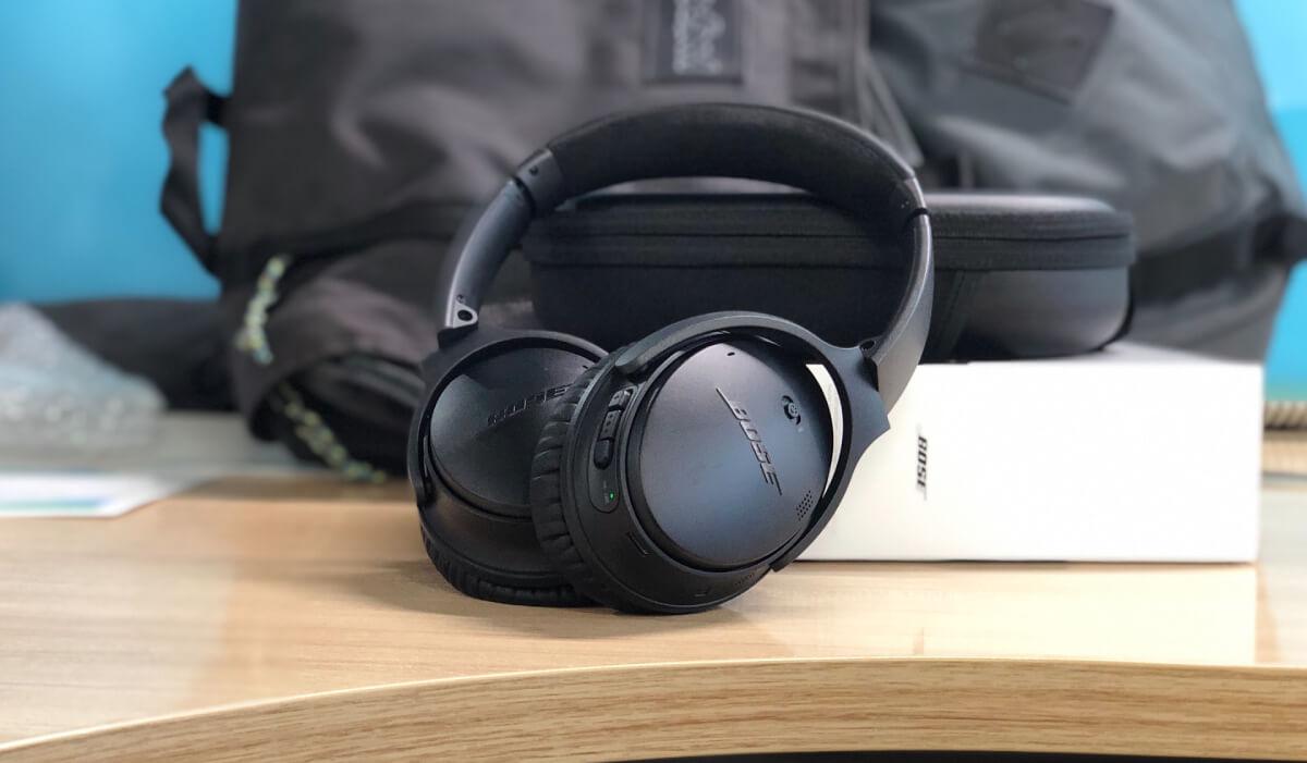 Bose QuietComfort 35 II: análisis, características y opiniones