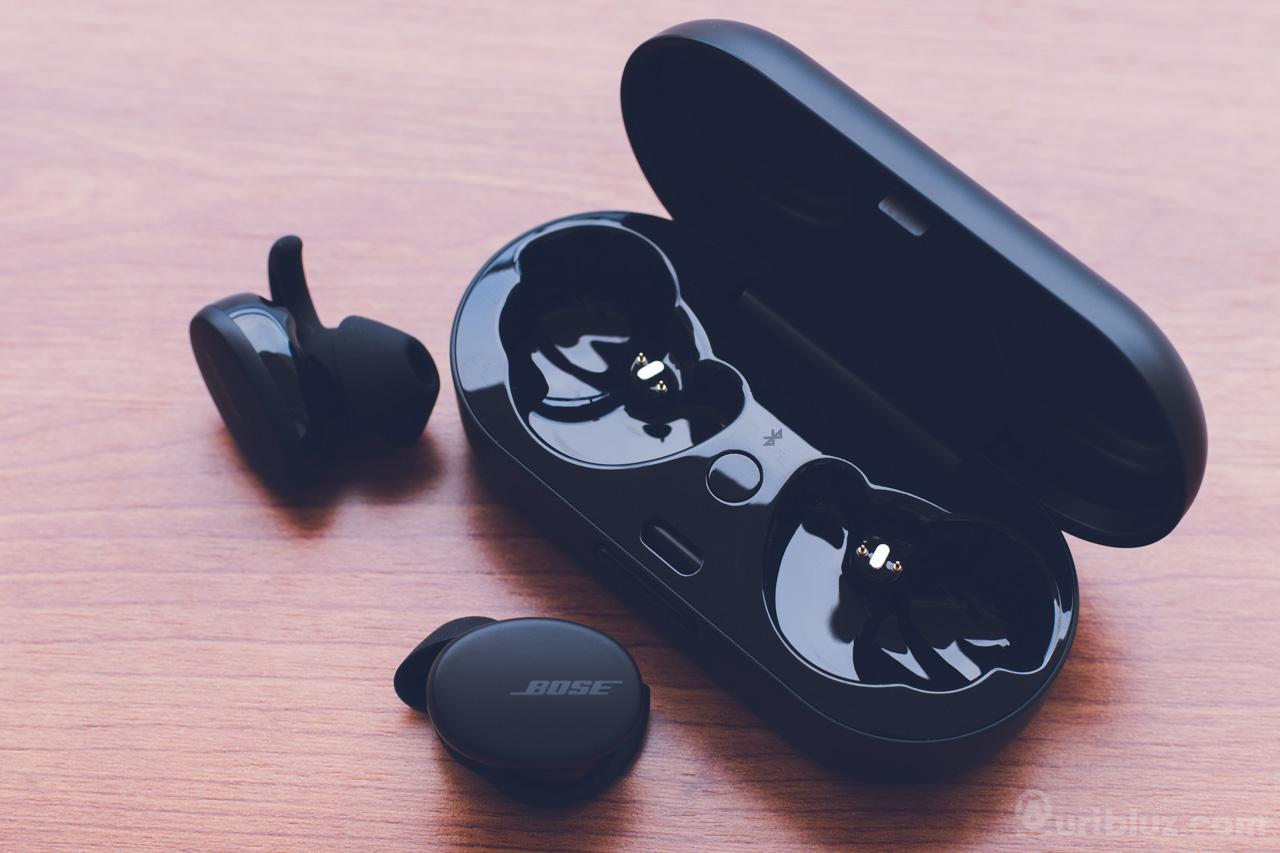 Bose Sport Earbuds: análisis, características y opiniones